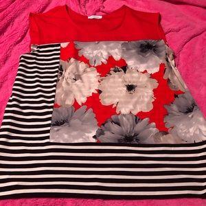 💝FREE💝Calvin Klein blouse